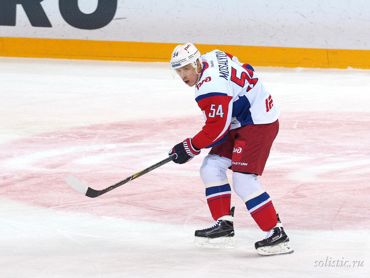 83 Металлург - Локомотив 05.01.2018