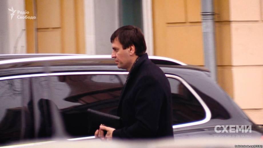 НАЗК вызывает сотрудника Нацполіції Бута через подарок стоимостью 160 тысяч гривен