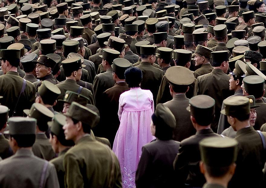 Что запрещено снимать в КНДР