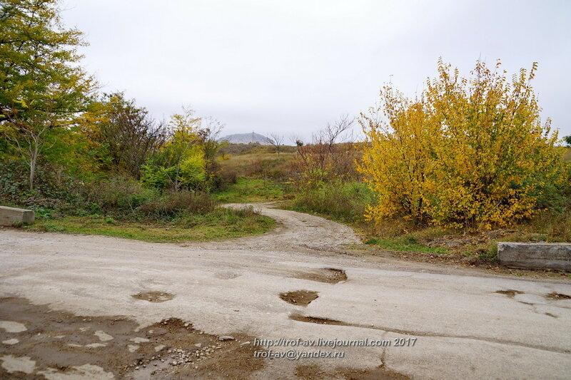 Здесь был древний фонтан, Старый Крым