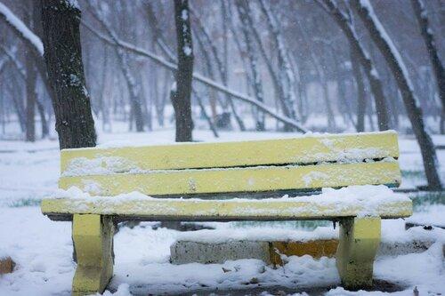 Завтра ожидается сильный снегопад