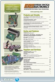 Everyday Practical Electronics №1 2018
