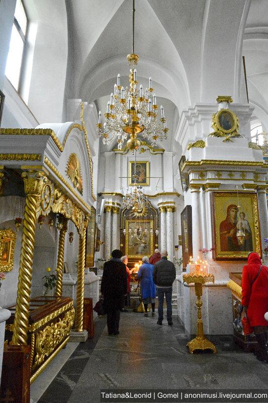 Кафедральный собор Сошествия Святого Духа. Минск
