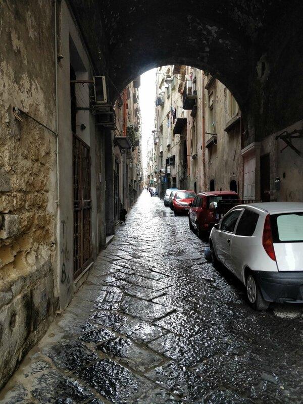 Неаполь 2017 - чо почем, и как тут вообще
