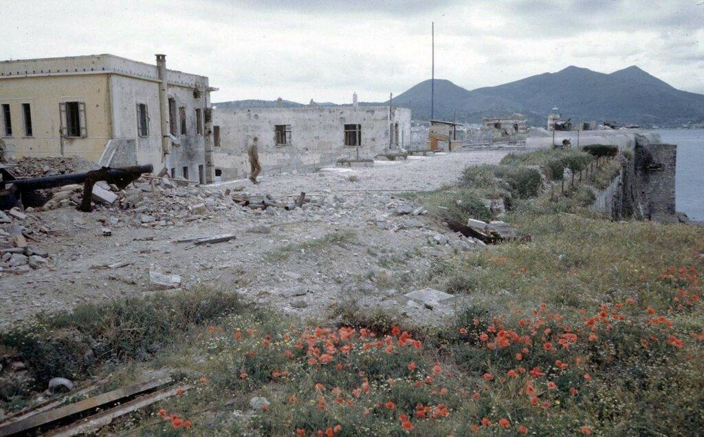 GAETA & FORMIA - ITALIE - 1944 Photos : Carl Mydans - LIFE