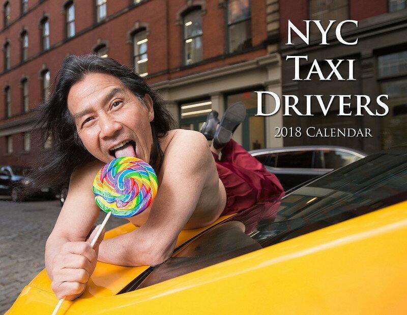 0 179c40 21405cee XL - Нью-Йоркские таксисты выпустили календарь со своими фотографиями
