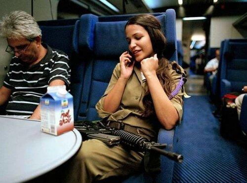 0 179dee 14e0b30a L - В израильской армии есть, на что посмотреть