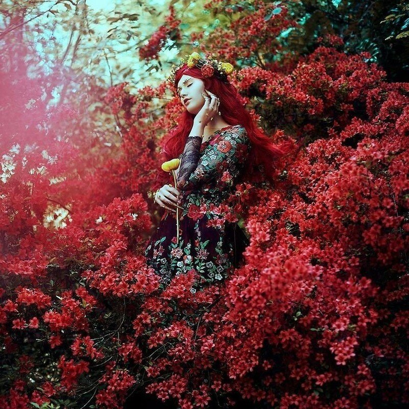 0 17ddf5 968c0abe XL - Чувственная фотосессия девушек в красивых платьях