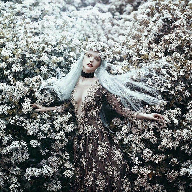 0 17de21 5b86e9d8 XL - Чувственная фотосессия девушек в красивых платьях