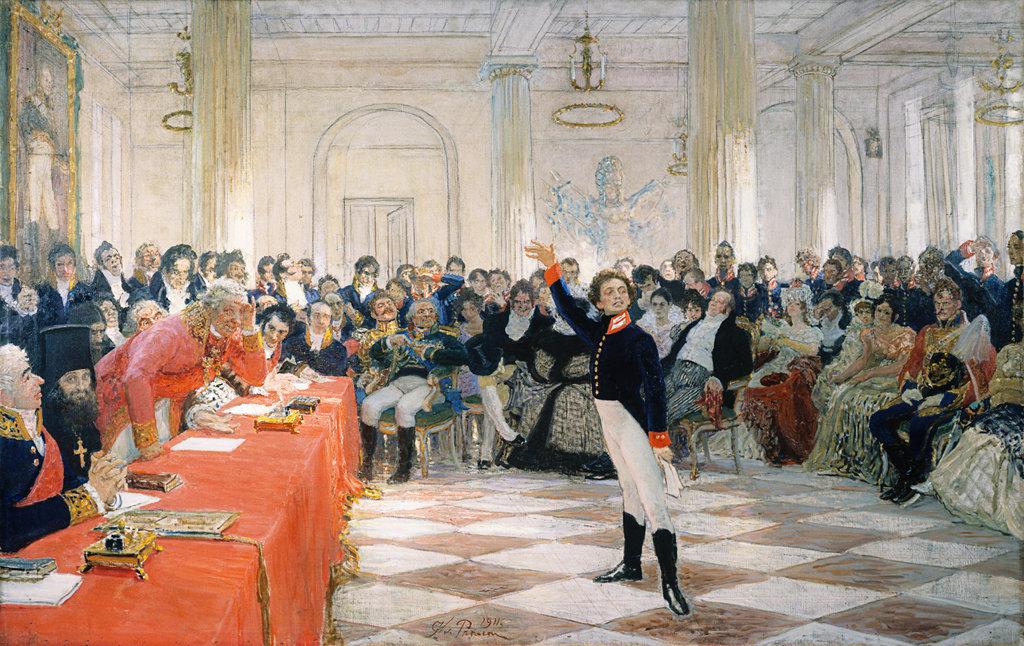 Взрослый Пушкин был известен буйным характером, любил кутежи, карты и дуэли. При этом Александр Серг