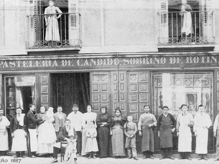 Очень любил бывать в Мадриде и проводил здесь немало времени Эрнесто (именно так он называл себя, ко