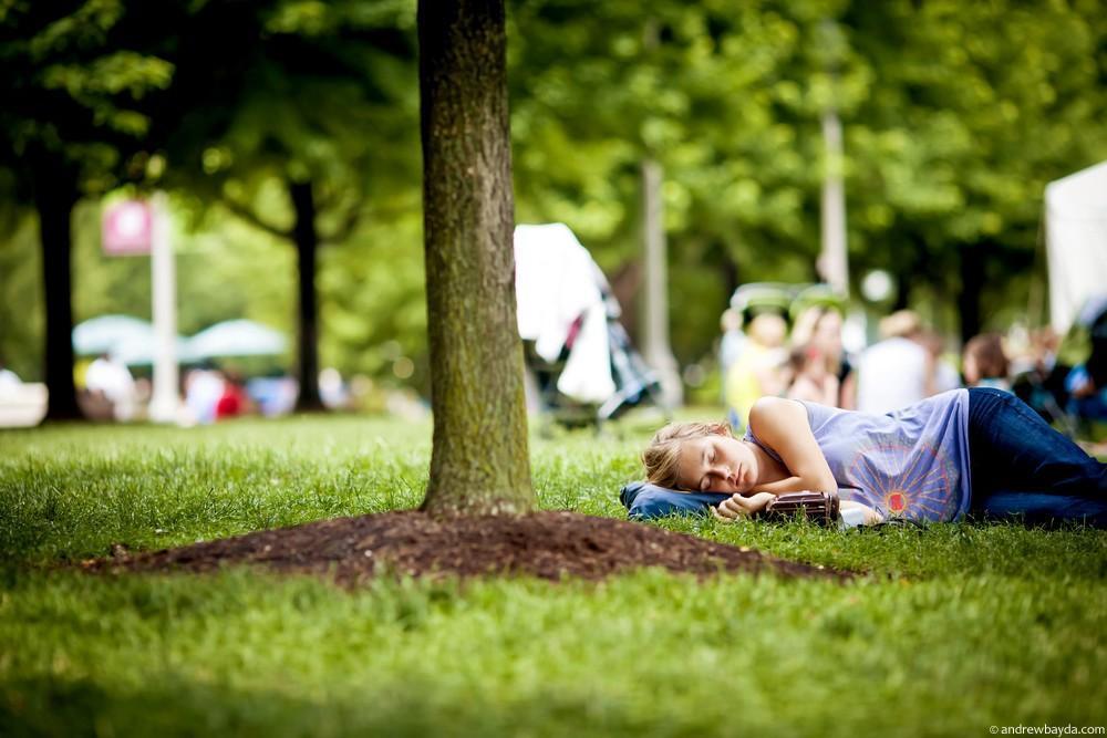 Миллениум-парк. Одно из немногих понравившихся мне мест города.