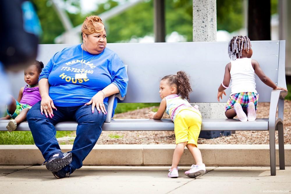 Толстые люди в Америке — это еще один распространенный миф. Хотя, смотря на это фото, так, наверное,