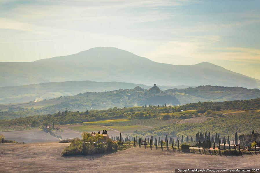 19. Ну и, конечно же, Тоскана — это виноградники. Одни из лучших итальянских вин происходят именно и