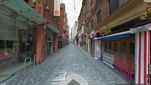 Mathew Street_