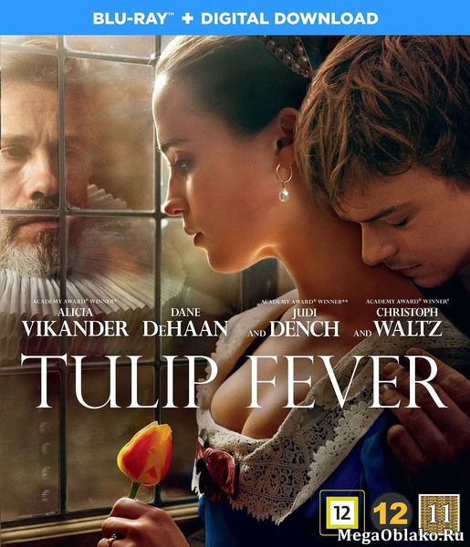 Тюльпанная лихорадка / Tulip Fever (2017/BDRip/HDRip)