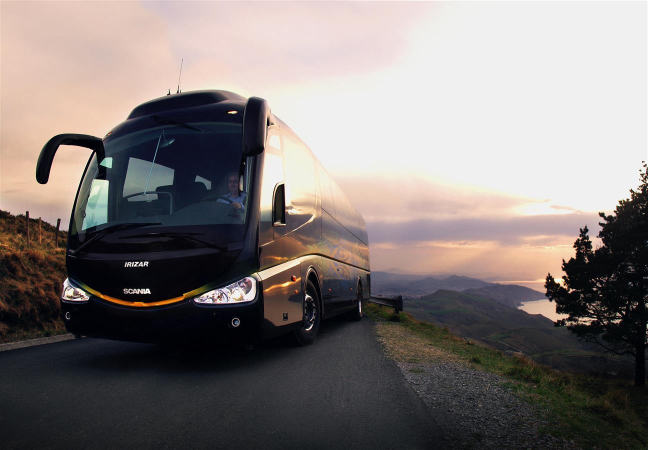 замечательные автобусные туры