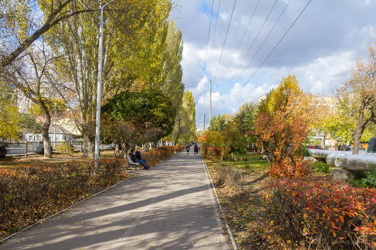 Саратов 2 садовая осень фото 4