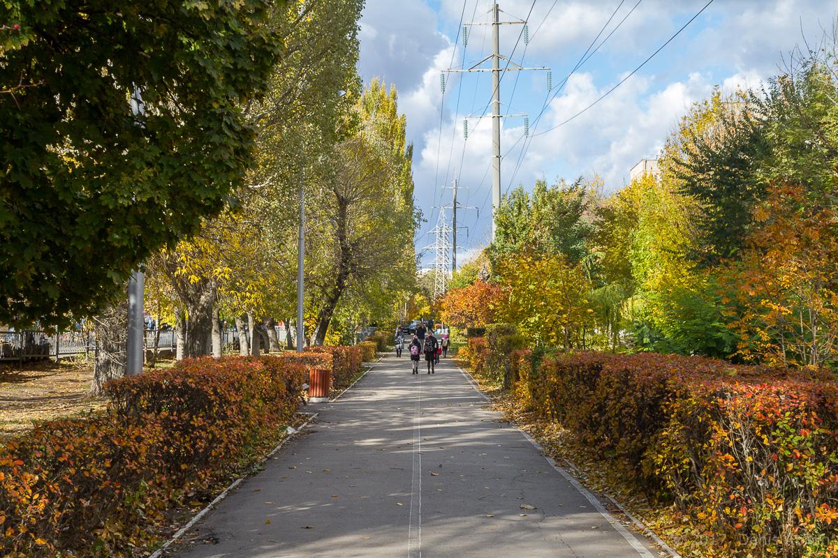 Саратов 2 садовая осень фото 5