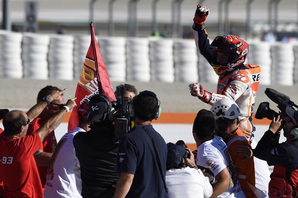 Фотографии Гран При Валенсии 2017