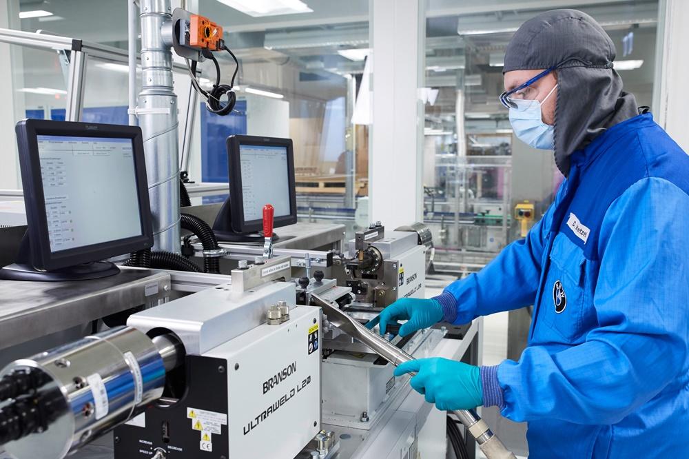 Компания BMW вложила 200 миллионов евро в новый объект «Battery Cell Competence Centre»