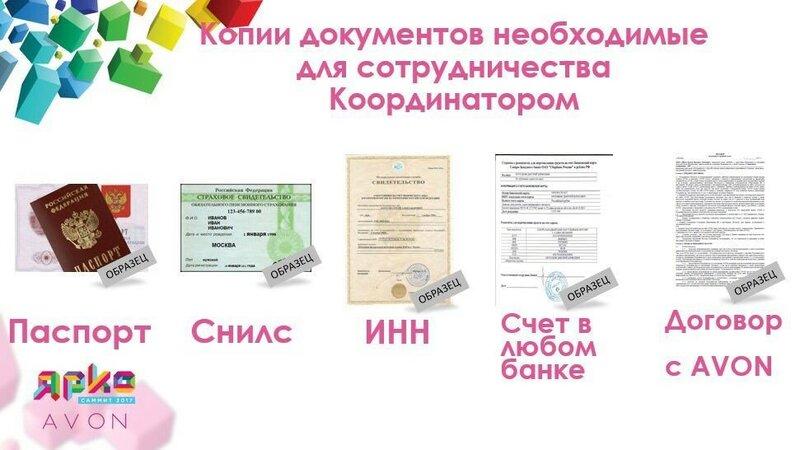 копии документов