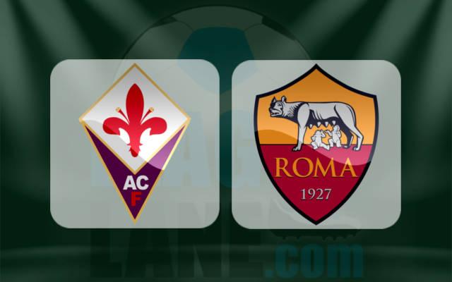 Фиорентина - Рома (05.11.2017) | Итальянская Серия А 2017/18 | 12-й тур