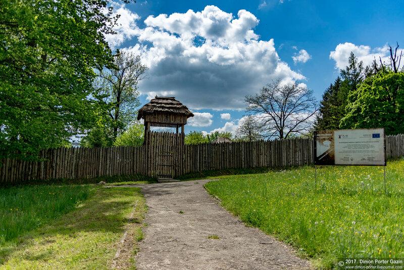 Ганушовце-над-Топлёу. Замок Дезёфи