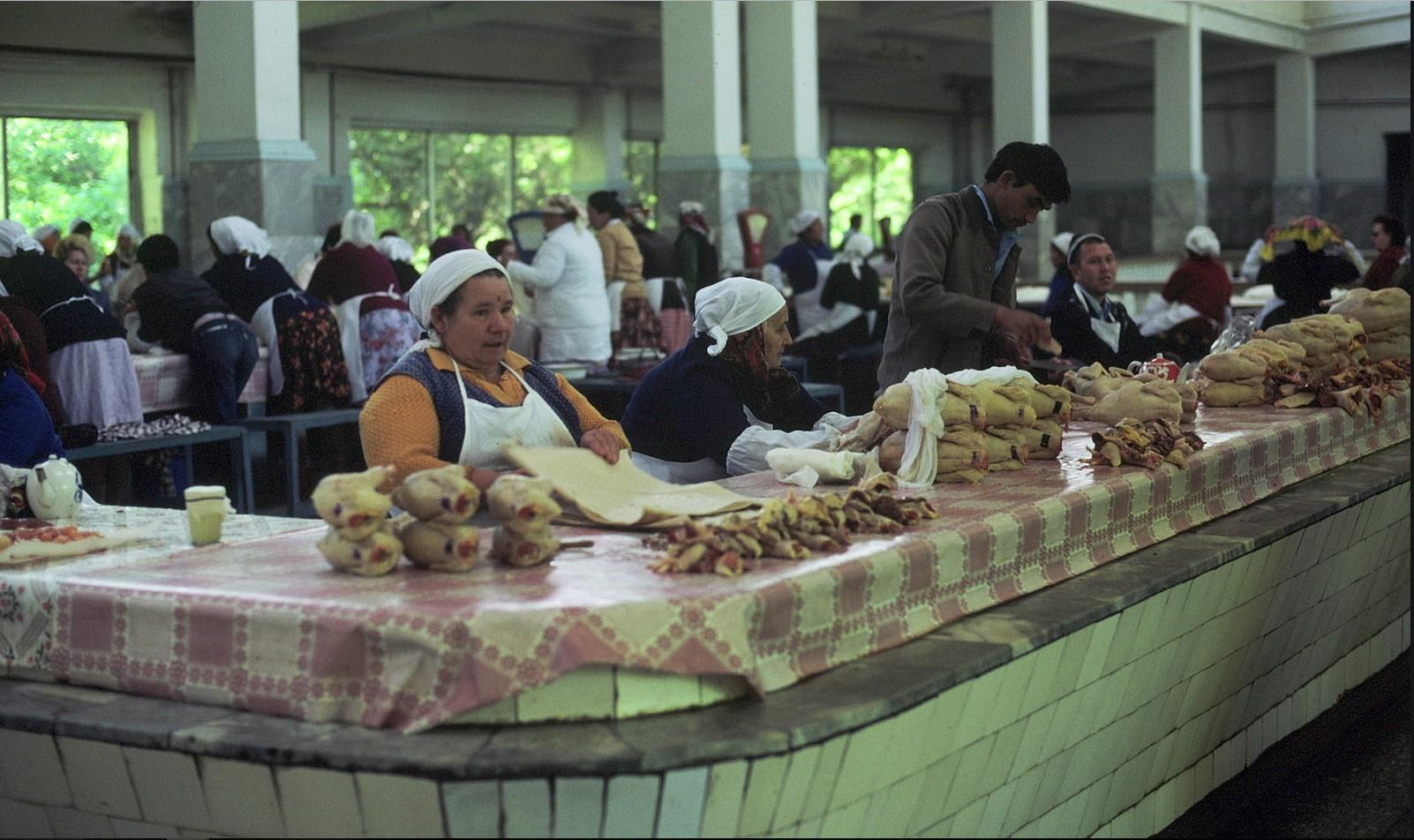 Самарканд. Рынок