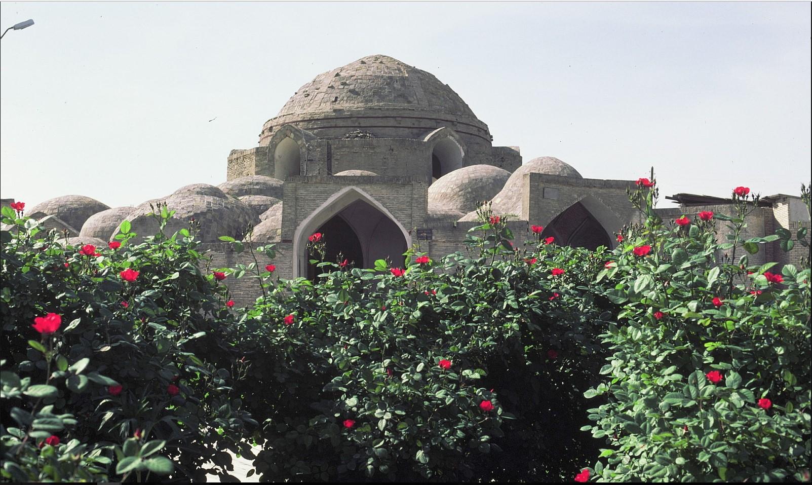Бухара. Мечеть