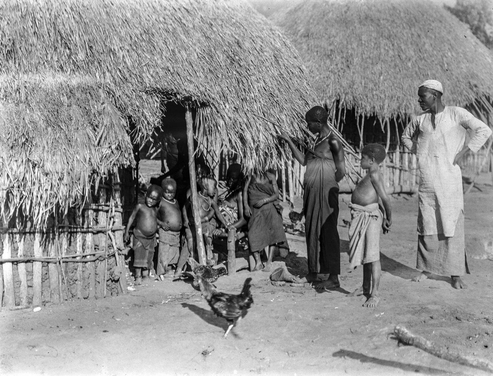 114. Деревня васигуа