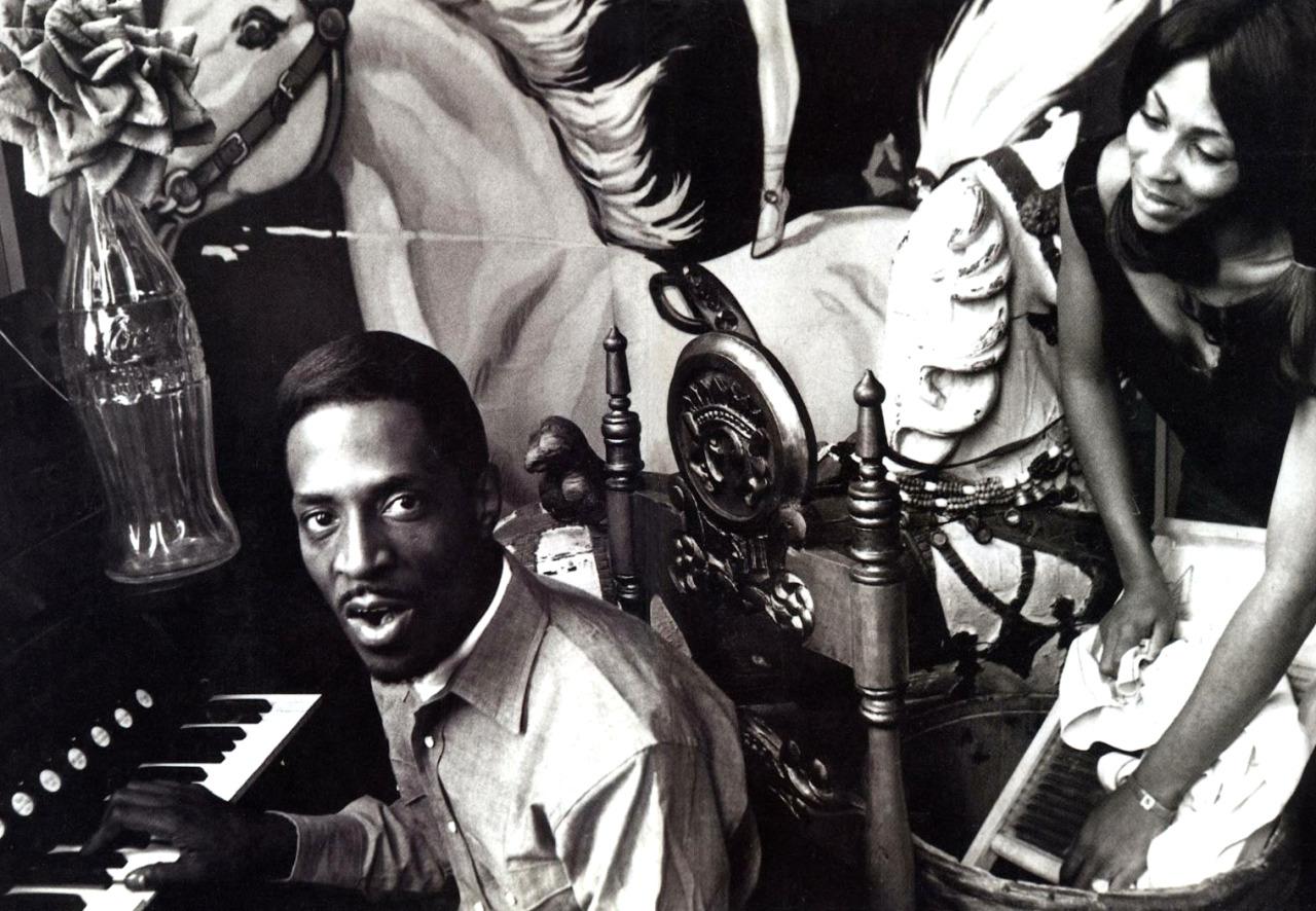 1966. Айк и Тина Тёрнеры