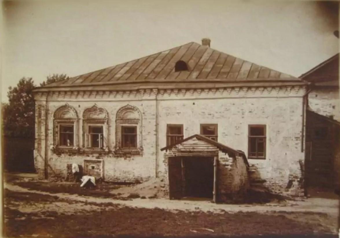 Дом Пушникова. 1910