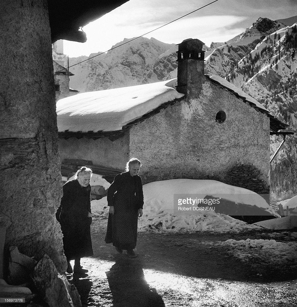 1947. Старые дамы Сен-Верана