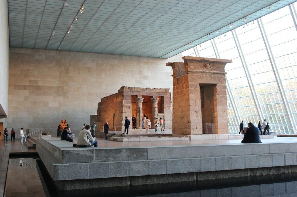 Метрополитен музей Прогулка VI  Египет(Мир глазами дочери)