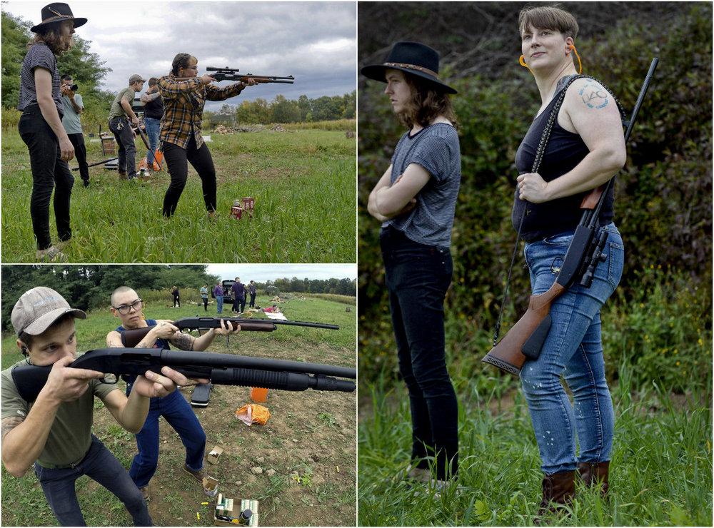 Американские геи вооружаются