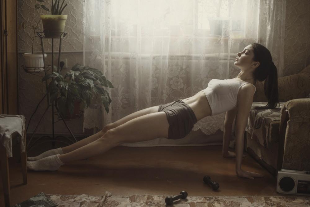 Красивая и веселая эротика от Дэвида Дубнитского (чать 2)