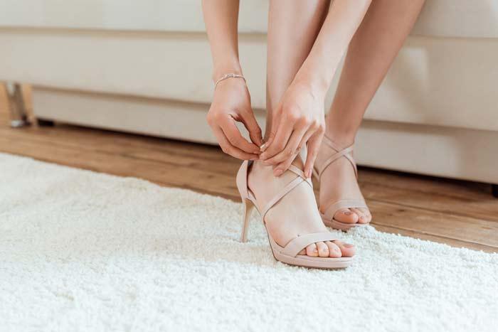 обувь для праздника