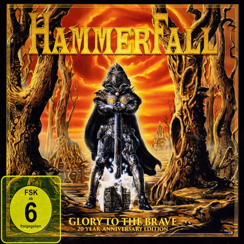 HammerFall - 2017 - Glory To The Brave (20th Year)[Nuclear Blast, NB 4035-0, 2CD, Germany] + Дискография