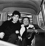 Édith Piaf et Théo Sarapo