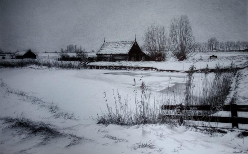 Картины Андрея Полетаева