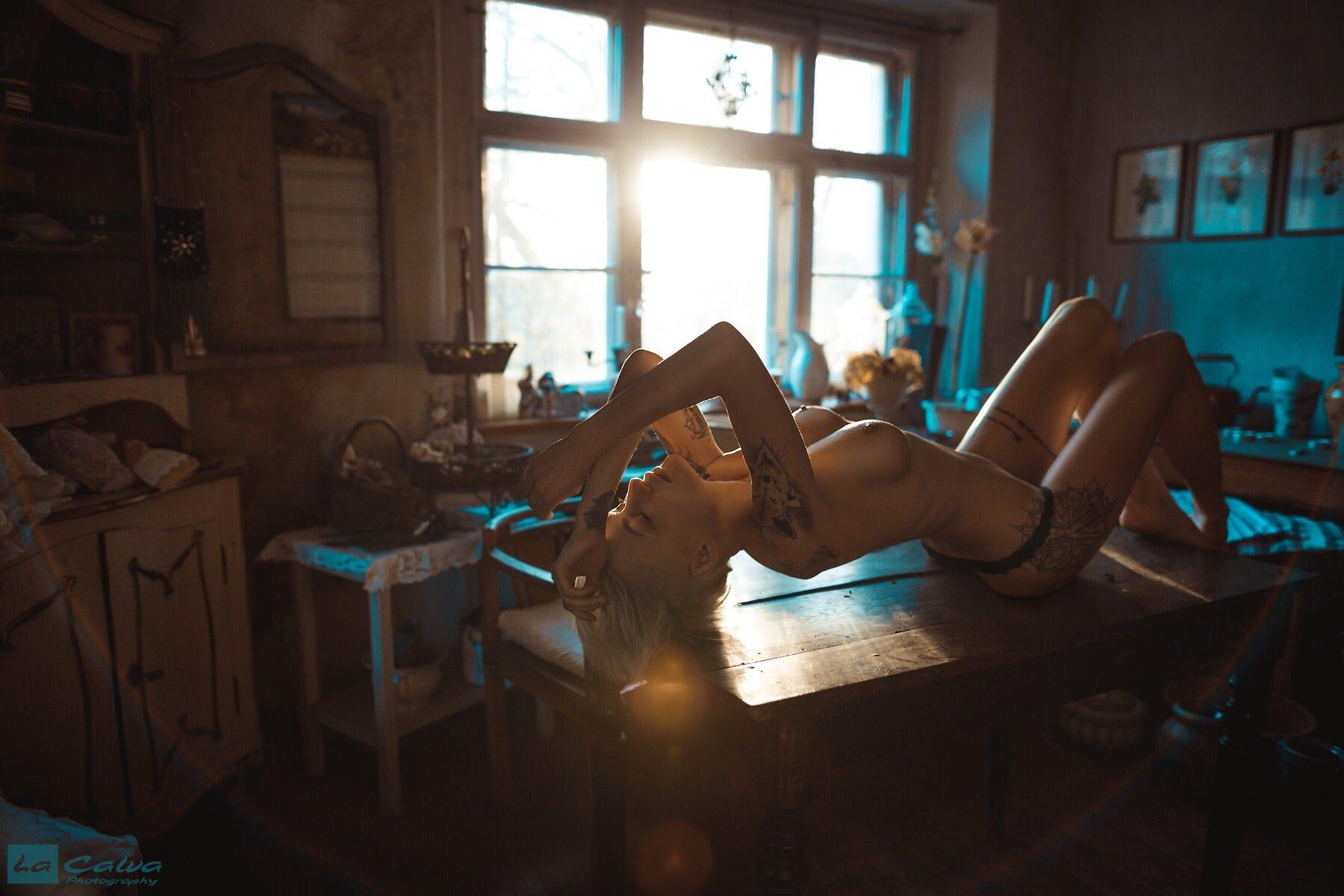 Красивая эротика / фотограф Marcel Sander