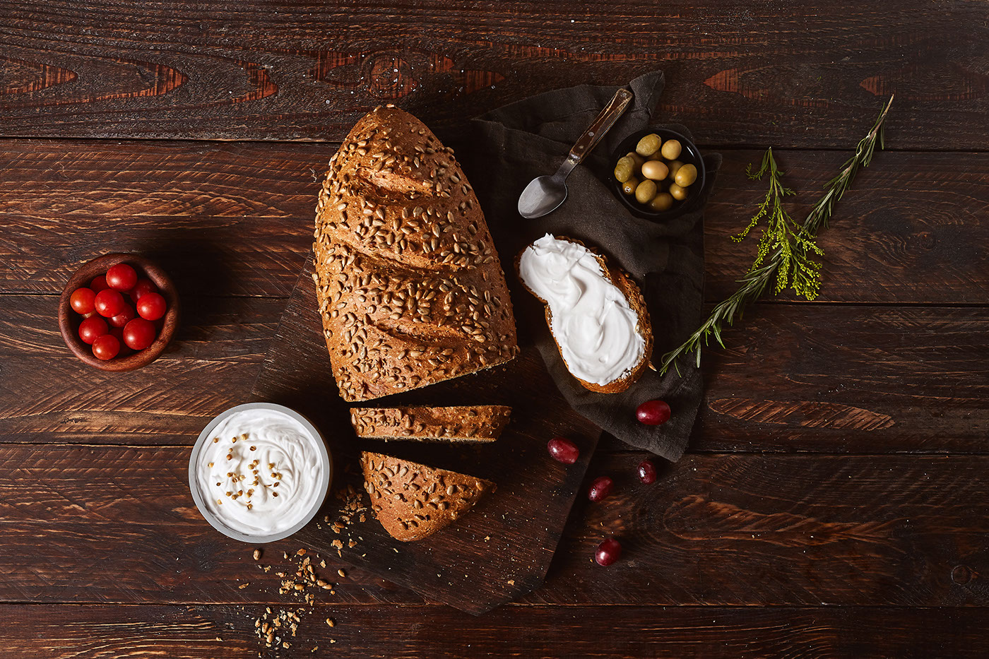 Хлеб / фото Mohamed Hamama