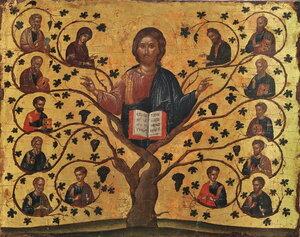 В апостольском зачале Недели перед Рождеством Христовым мы слышим длинный перечень ветхозаветных имен.