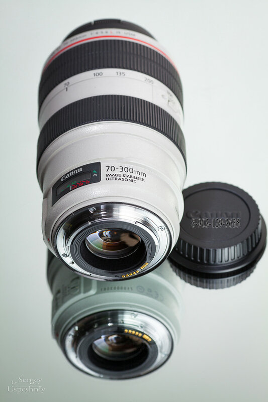 Объектив Canon EF 70-300mm f/4-5.6L IS USM