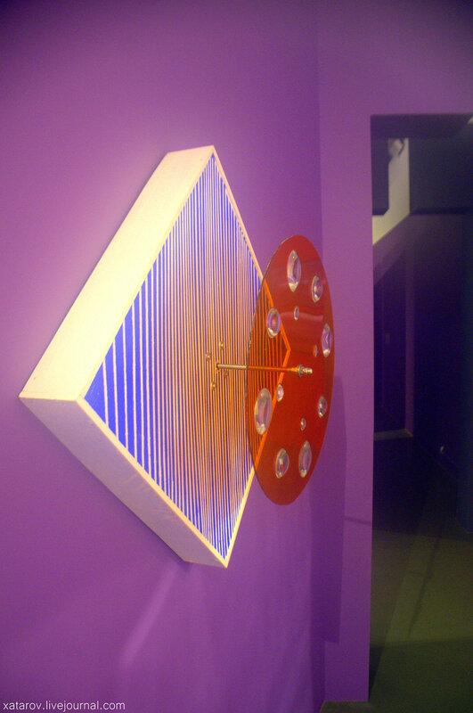 Государственный центр современного искусства. TECHNE. Пролог. 6 января 2018 года