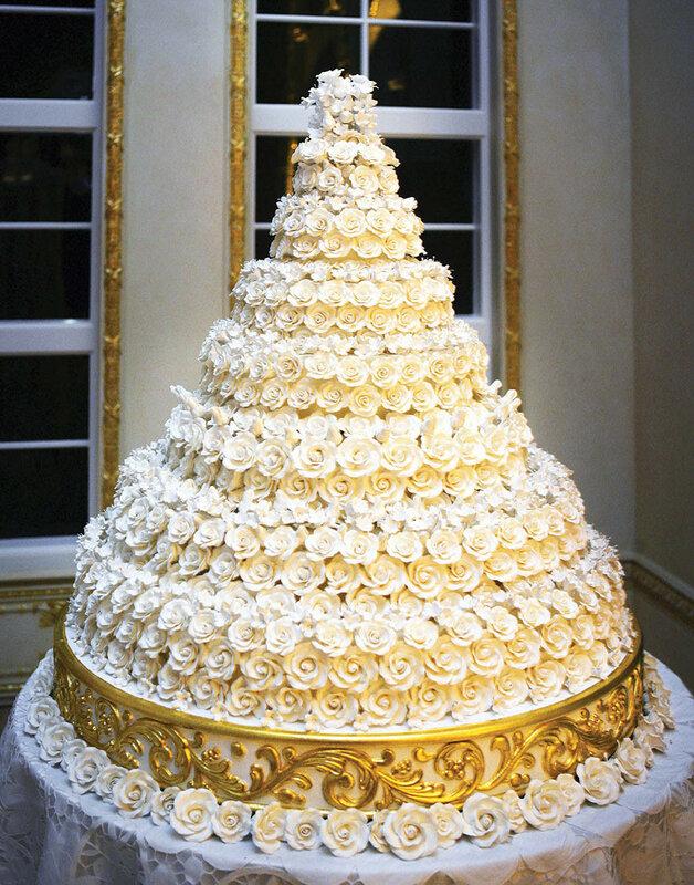 0 177d4b e3813d68 XL - Свадебный торт: инструкция к применению