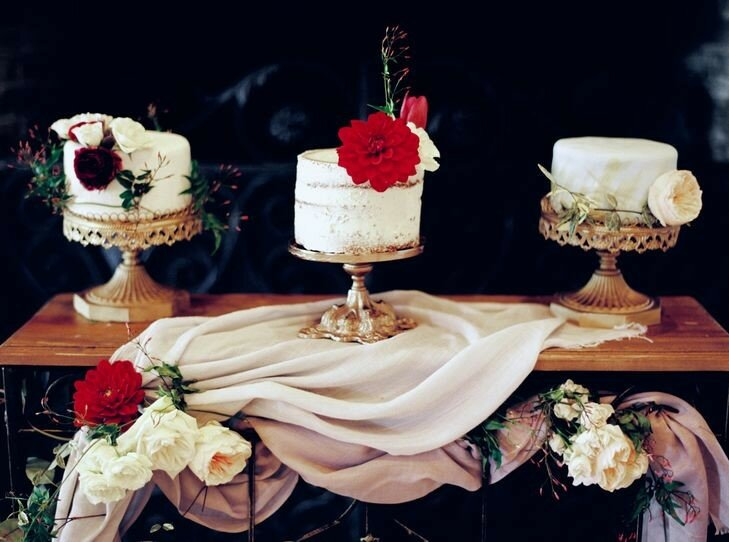 0 17827f 857d7afb XL - Тенденции в изготовлении свадебных тортов на 2018 год