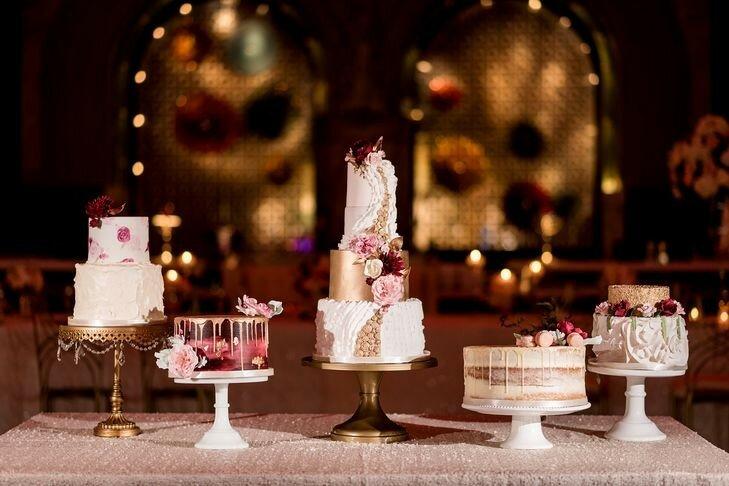 0 178287 41ff8048 XL - Тенденции в изготовлении свадебных тортов на 2018 год