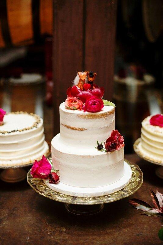 0 17828a a417981b XL - Тенденции в изготовлении свадебных тортов на 2018 год